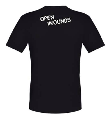 Open Wounds T-shirt